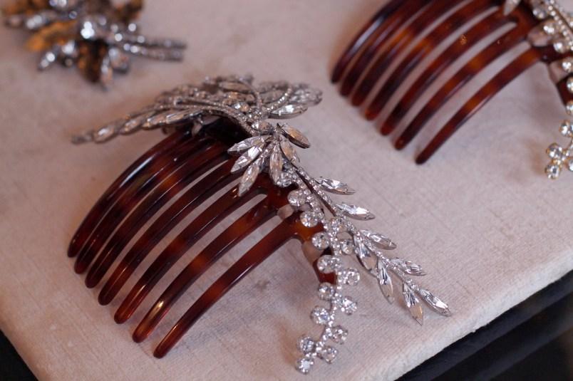 hair pin cristal