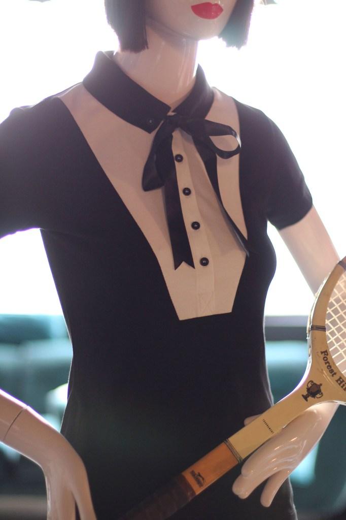 robe tennis femme