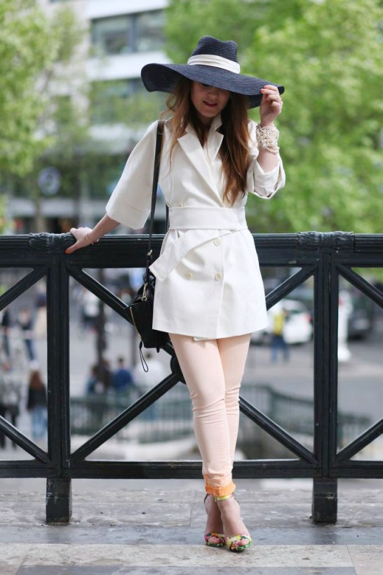 fashion blogger paris