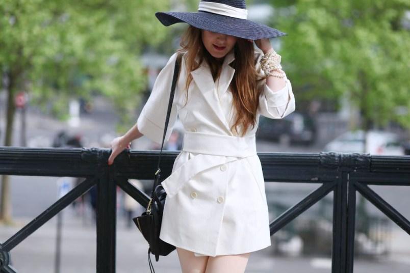 chapeau Chanel