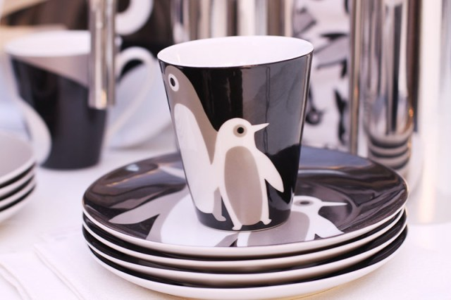 tasse pingouin