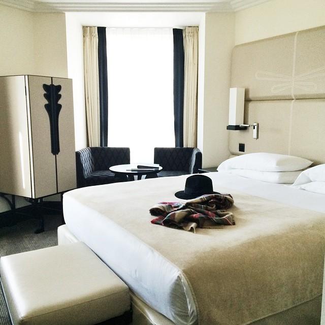 chambre hôtel tiffany geneve
