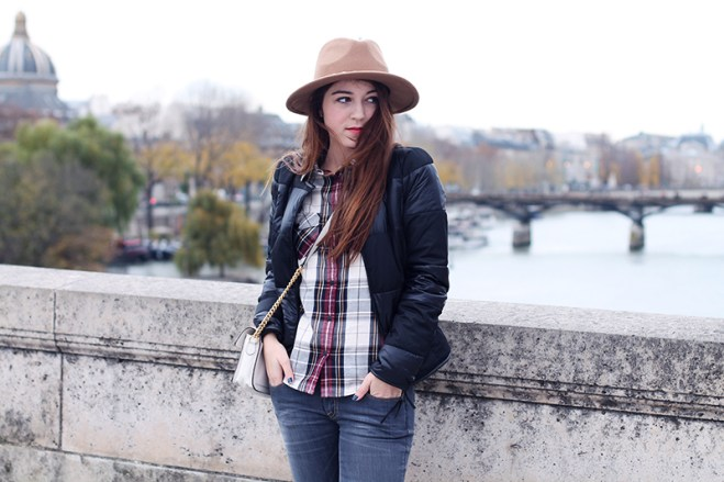 Fast shopping elodie in paris - Mademoiselle plume comptoir des cotonniers ...