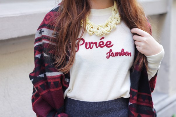 puree jambon pull