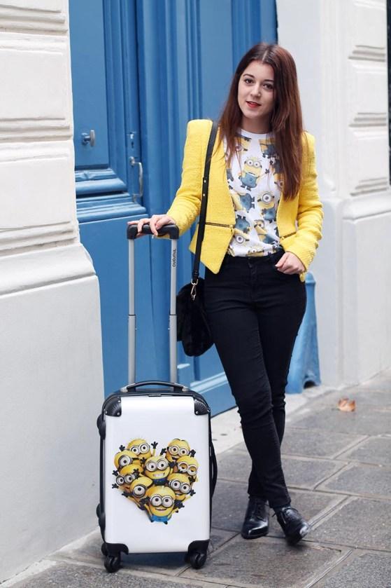 licences avenue concours valise personnalisée