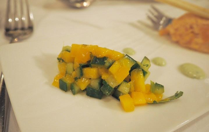mangue concombre