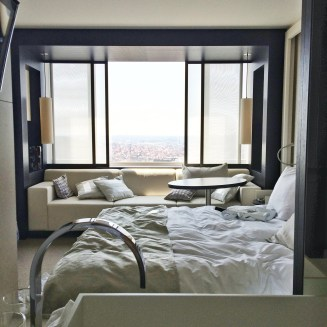 panoramic hotel room