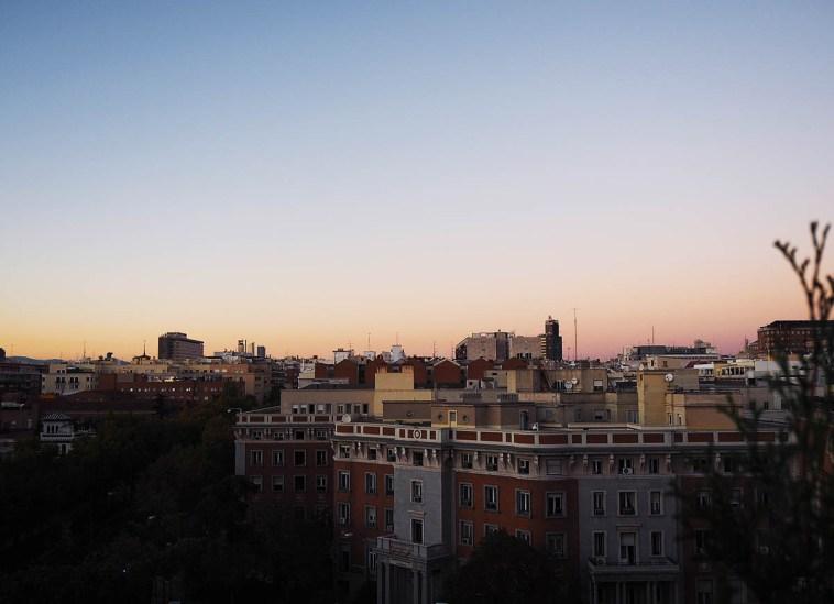 madrid city
