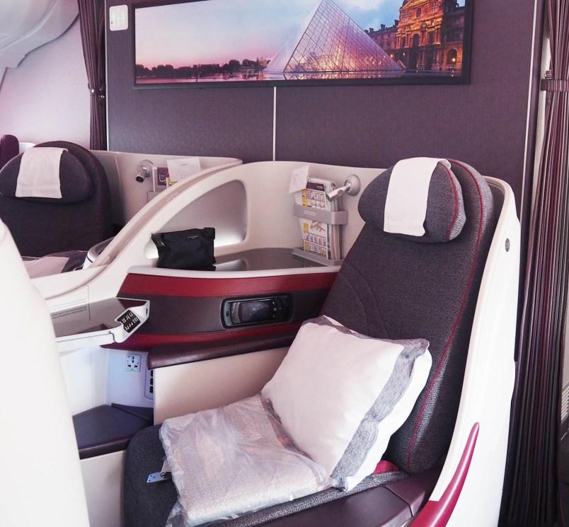qatar airways business