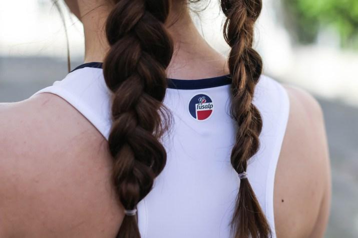 Fusalp sport braids