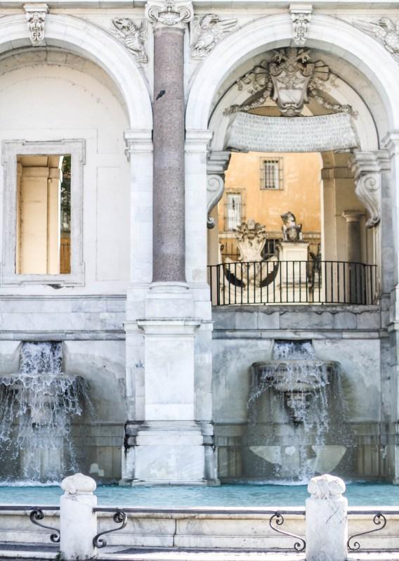 Fontana del gianicolo