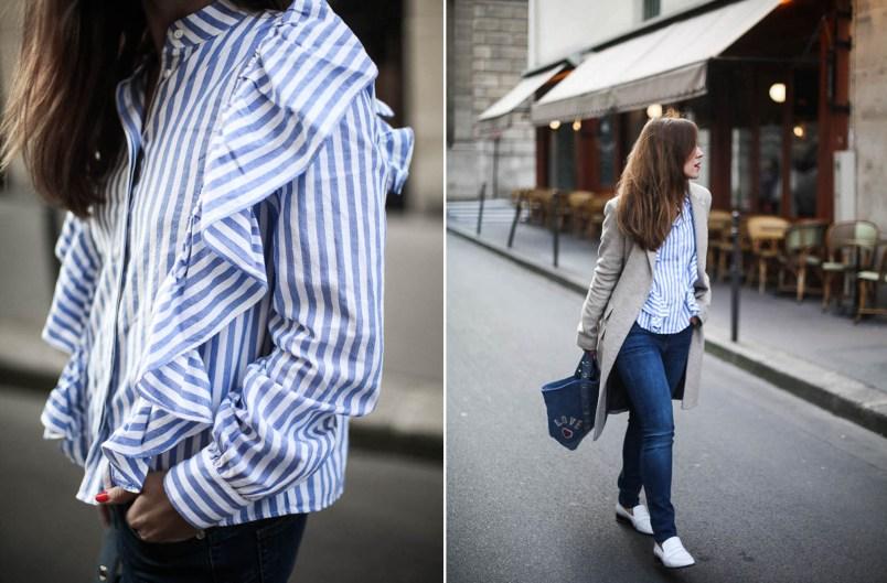 chemise-rayee-hm-manteau-asos