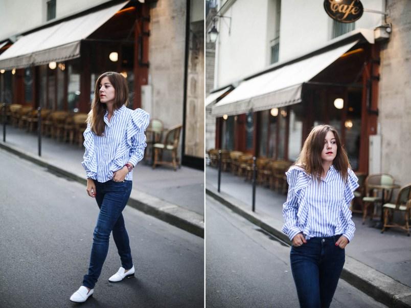 chemise-rayure-hm