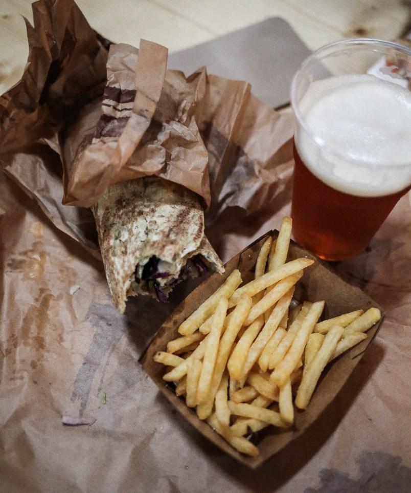 Papiroen street food