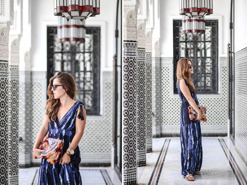 mamounia-marrakech-robe-bleue