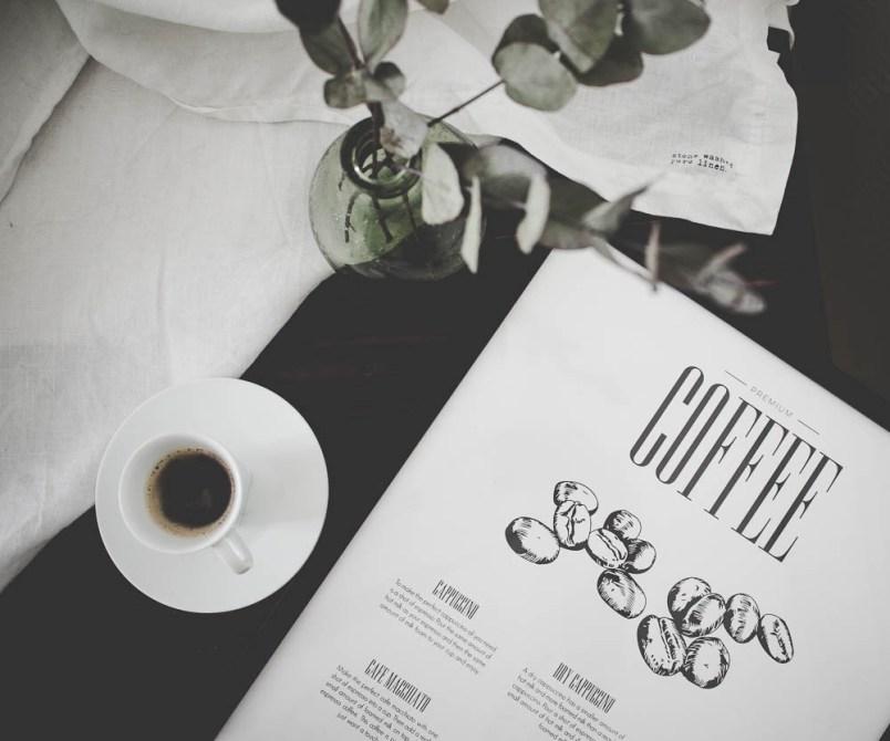 affiche coffee