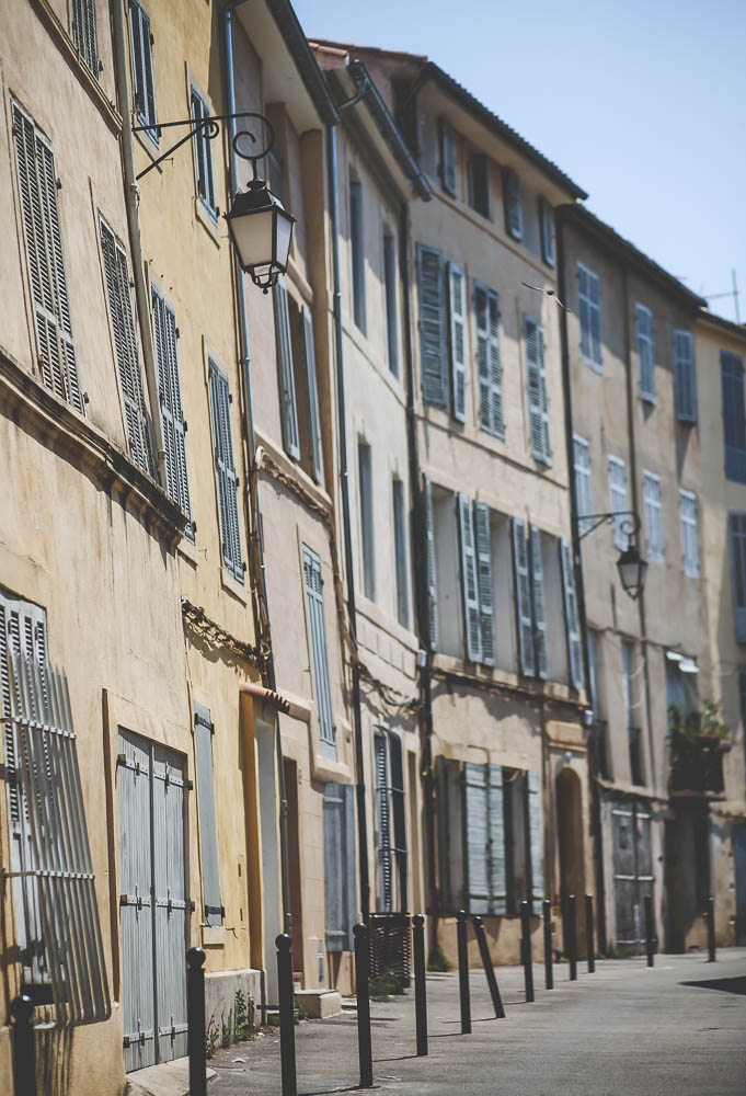 vieille ville aix en provence