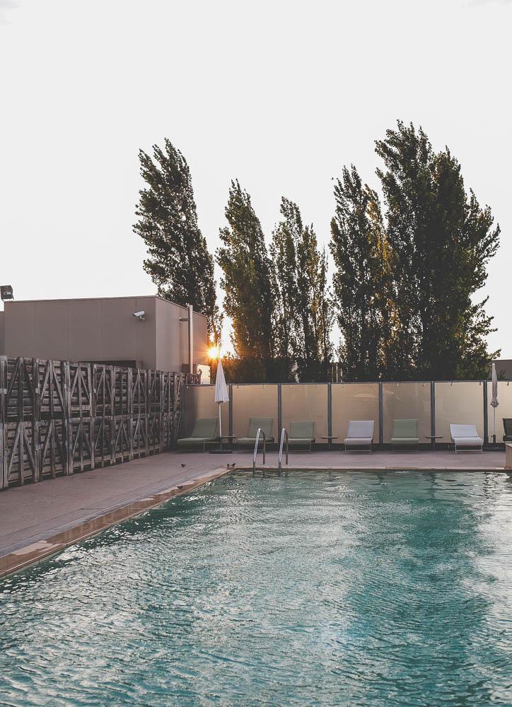 piscine aire de bardenas