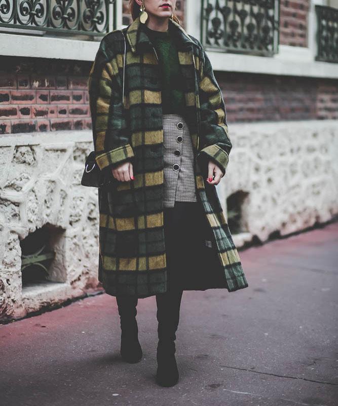 manteau american vintage