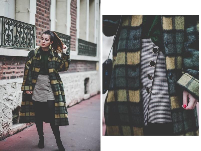 jupe short pull&bear