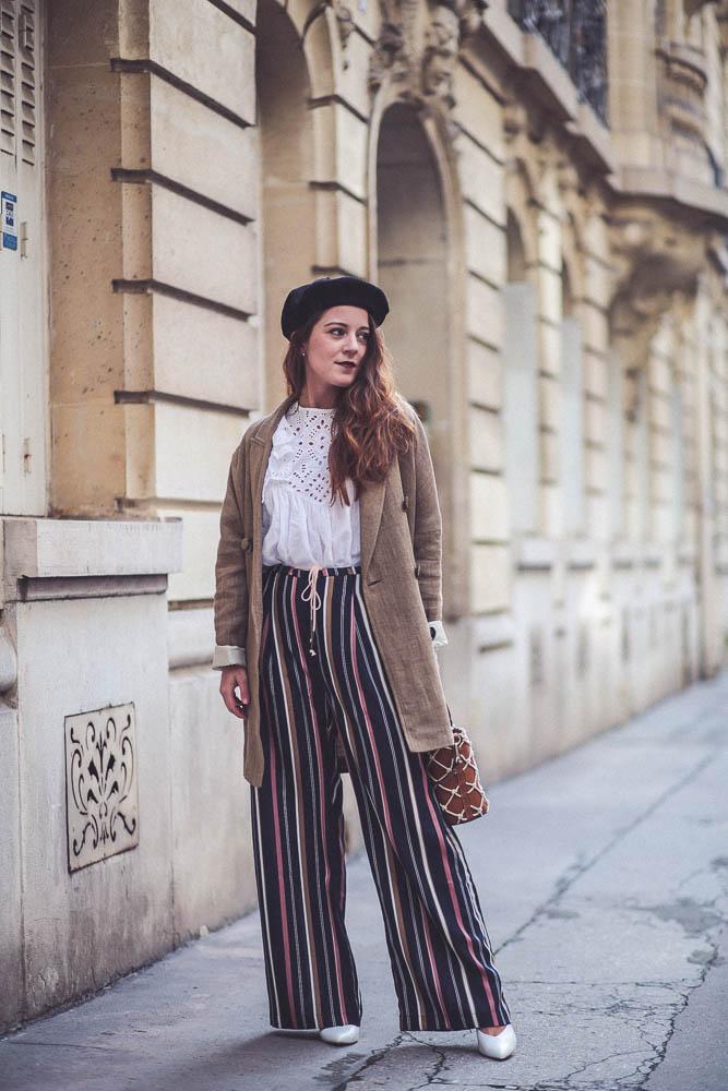parisian look