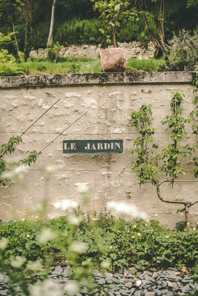 jardin château gaillard