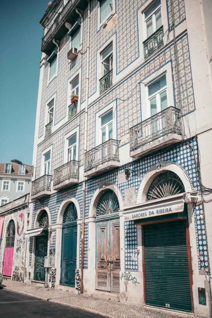 street lisboa