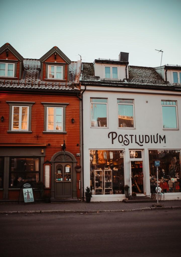 Tromsø shop