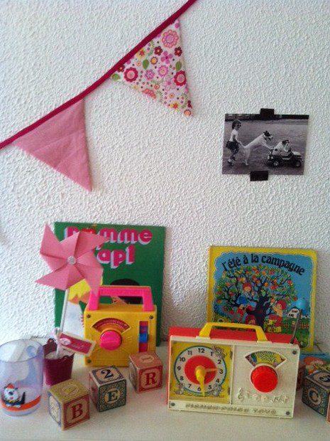 photo 12 e1367739613657 Dans la chambre de Bérénice : décoration vintage