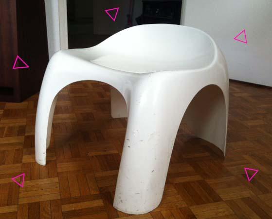 efebo Une pièce de design vintage à la maison