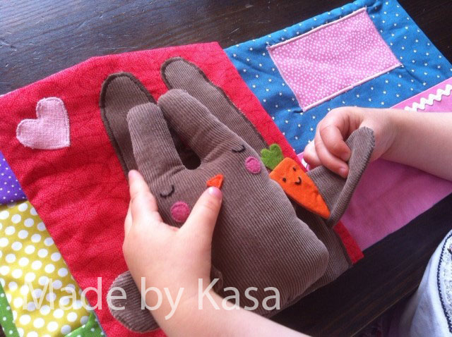 kasa11 Poupi le lapin et les rituels du soir