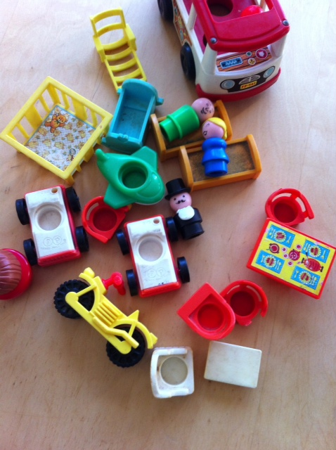 photo 32 Le graal Fisher Price !