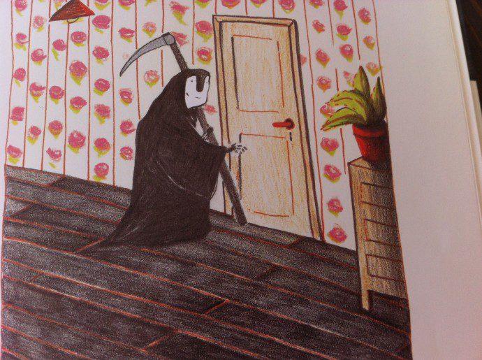 141106 photo 13 690x515 La question du deuil et de la mort dans les livres pour enfants