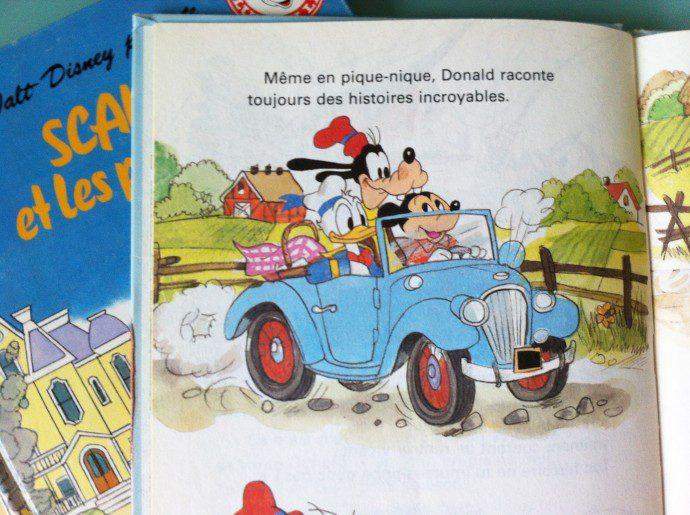 141107 livre vintage 690x515 Le vide grenier Porte bonheur