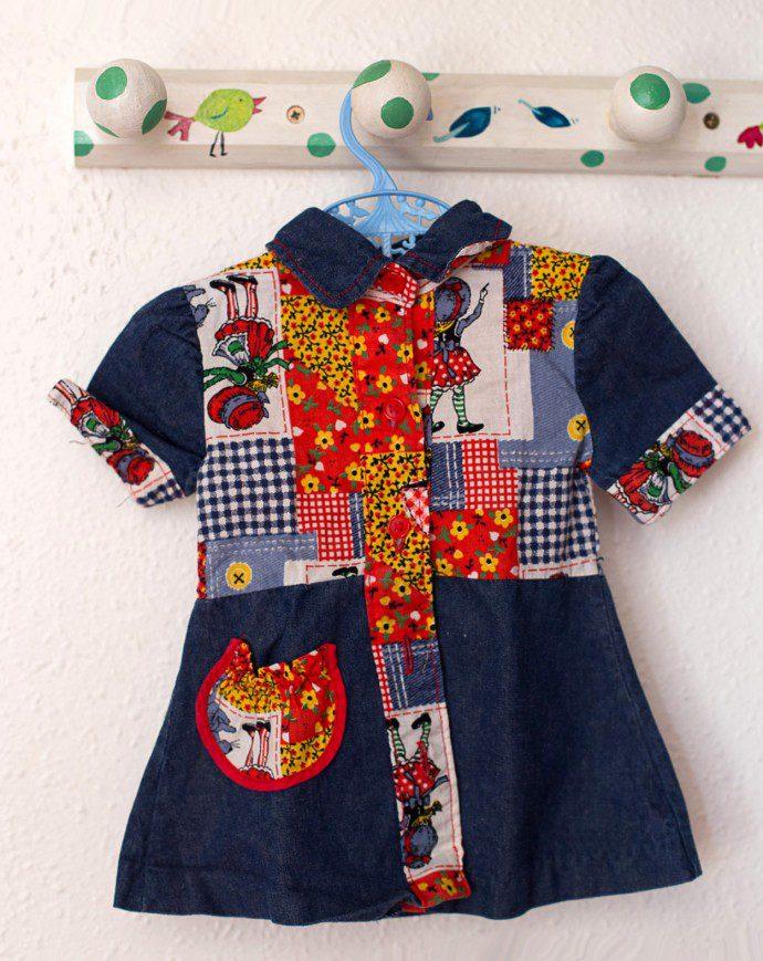 150105 robe vintage5 690x869 Mes petits vêtements portés par mon bébé