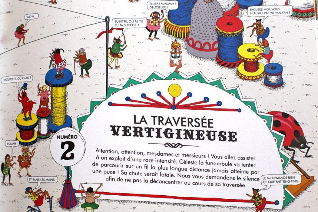150706 puces circusimg 5743 Le cirque de Puces va commencer !