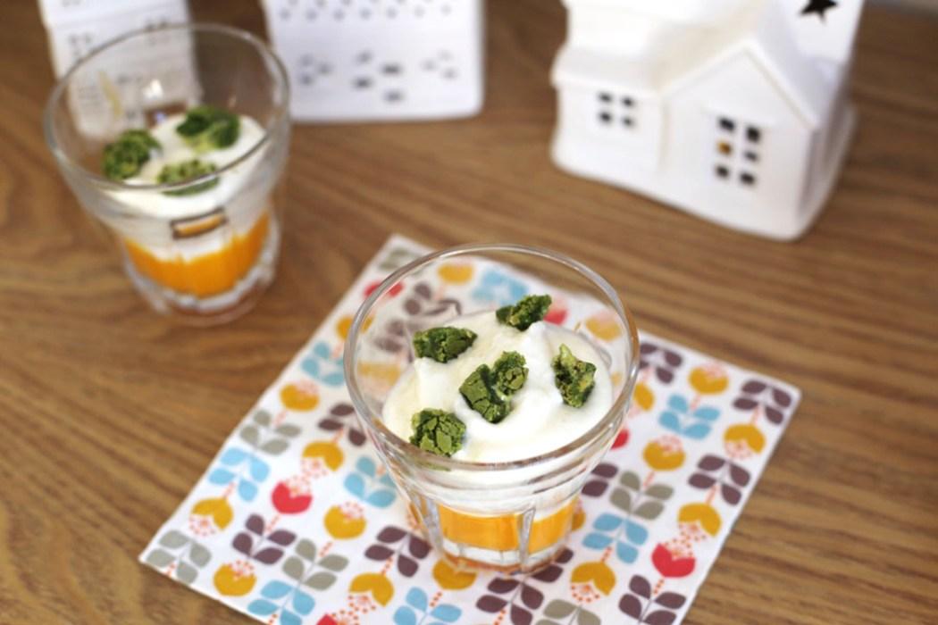 160110 tiramisu citron vert2 Le tiramisu mangue citron vert (avec même du macaron dedans !)