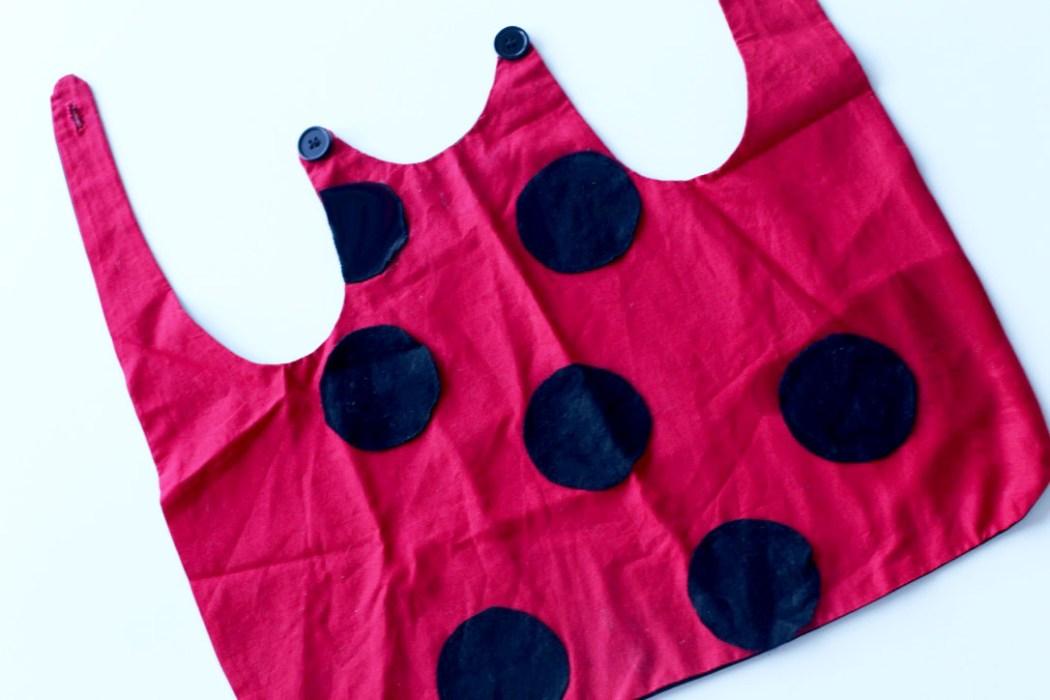 160203 deguisement coccinelle 1 Une robe coccinelle pour les tout petits vite fait, bien fait !