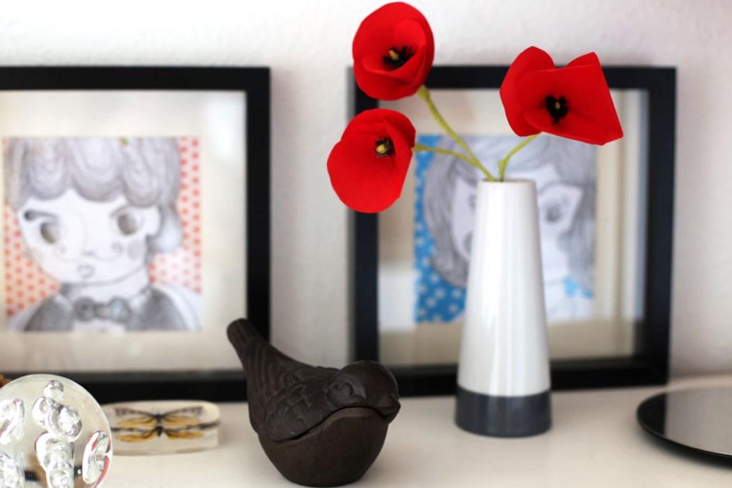 160307 fleurs coquelicots crepon Gentils coquelicots mesdames, gentils coquelicots crépon ...