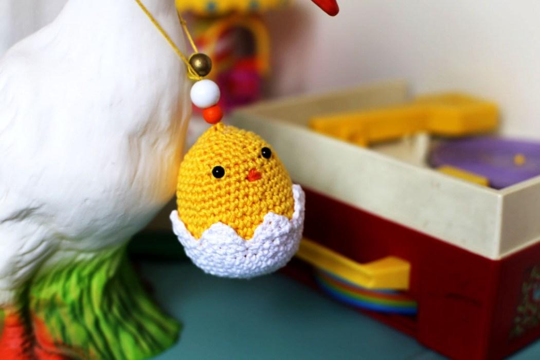 160310 breloques paques poussin  Yellowmero : mon attachant petit poussin de Pâques