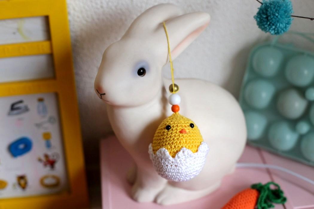 160310 breloques poussin de paques Yellowmero : mon attachant petit poussin de Pâques