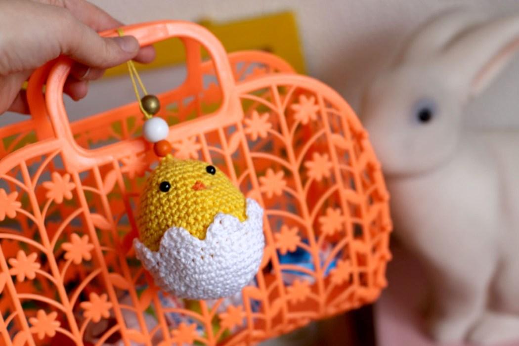 160310 breloques poussin de paques2 Yellowmero : mon attachant petit poussin de Pâques