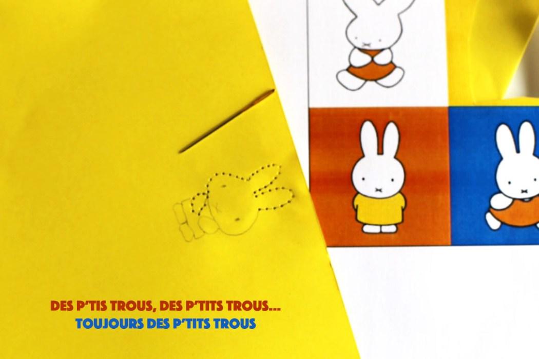 160314 miffy lanterne diy Photophore de Pâques Miffy (DIY ultra Express)