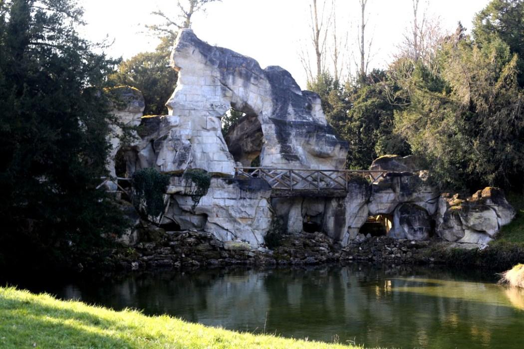 160316 grotte versailles Un dimanche au hameau de la reine