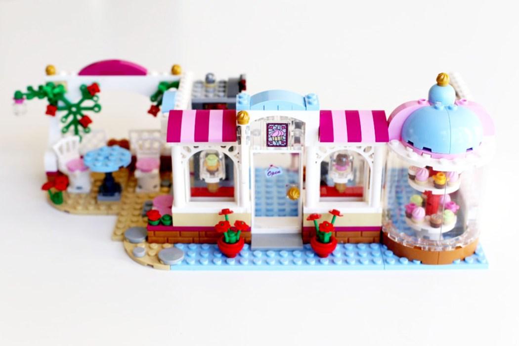 160424 legofriends boutique cupcakes Ca casse les briques : Le cupcake Café d'Heartlake City Legofriends