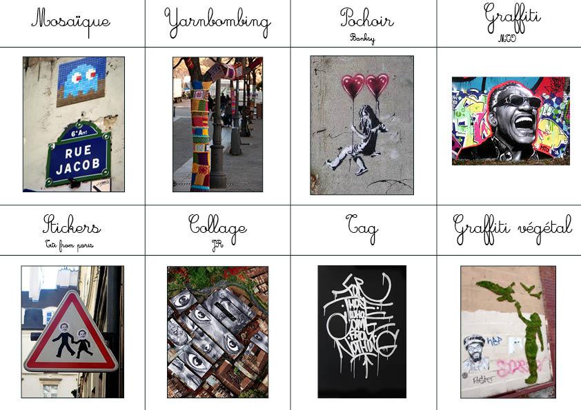 160529 nomenclature street art  Allez viens jouer au Street Art ! Part 1