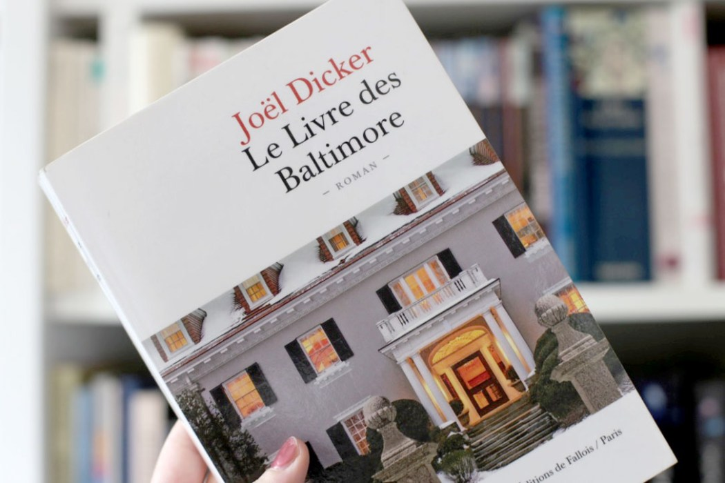 160606 le livre des baltimore dickers Concentré de vie #34