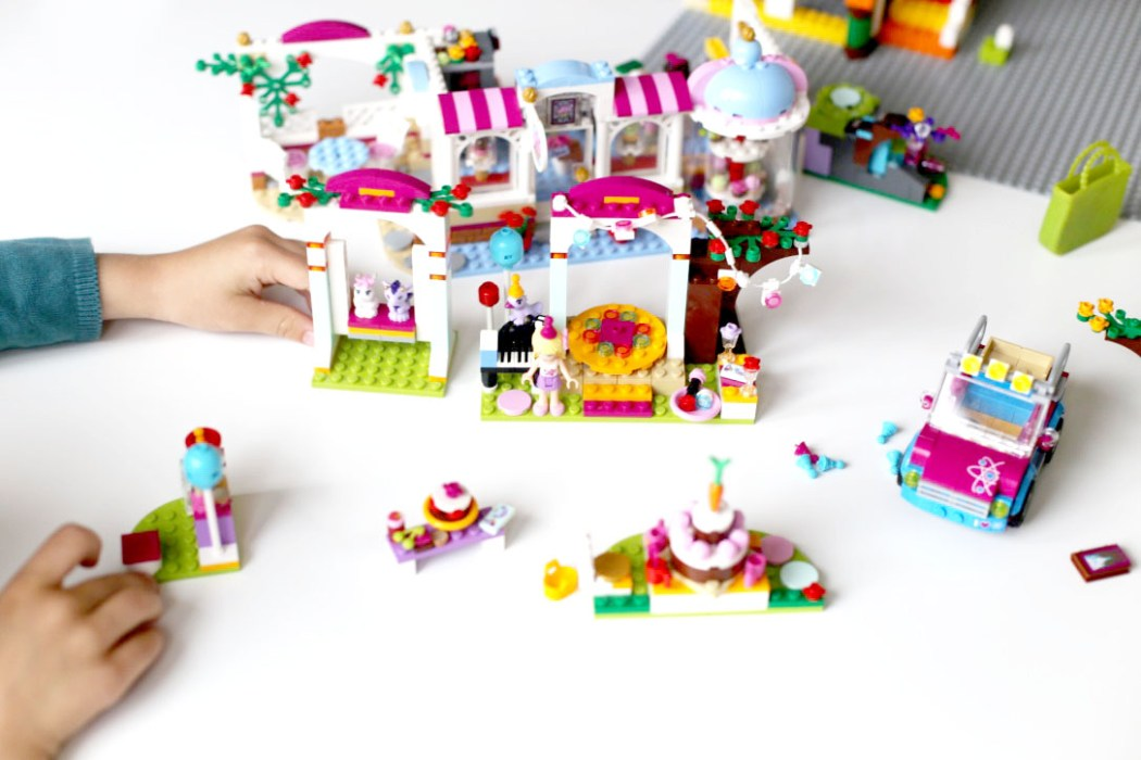 160704 lego friends Concentré de vie #36