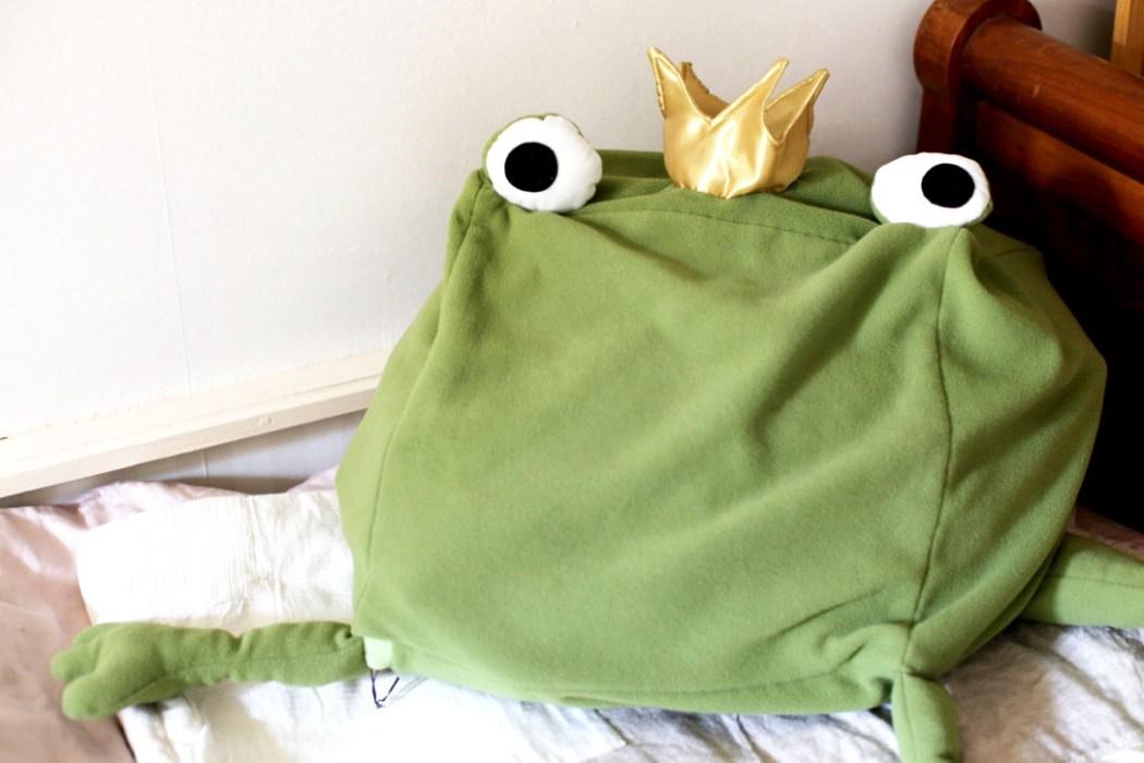 160815 maison de vacances prince grenouille Au beau milieu de nulle part : la maison de vacances