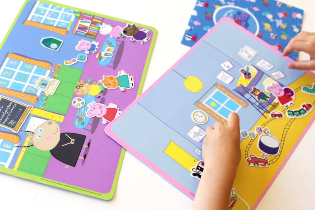 160826 peppa pig altaya stickers silicone Concentré de vie #38